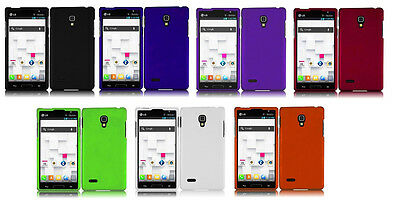 Hard Protector Faceplate Cover Phone Case for LG Optimus L9 P769 MS769