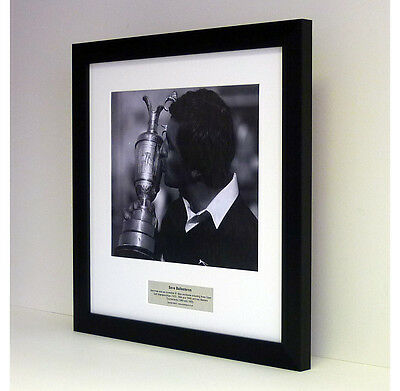 Seve Ballesteros – The Open - Special edition presentation