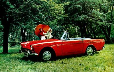 1967 Sunbeam Tiger I Factory Photo J4027