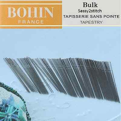 Bulk Bohin #18 Tapestry Needles