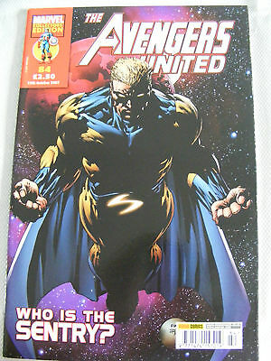 The Avengers United # 84 - 17/10/07 Marvel Collectors Edition NEW AVENGERS