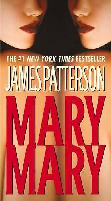 Mary, Mary by James Patterson 2006, Paperback Murder in Hollywood's A list