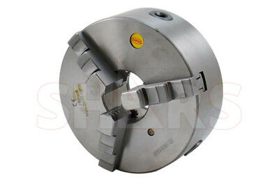 "Shars 8"" 3 Jaw Lathe Chuck Self Centering Hardened For Atlas New"