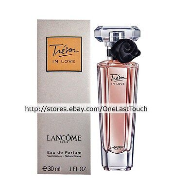 LANCOME Eau De Parfum TRESOR IN LOVE Fragrance Spray FOR WOMEN 1 fl oz (BOXED)