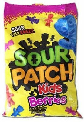 Sour Patch Kids Berries Soft & Chewy Candy