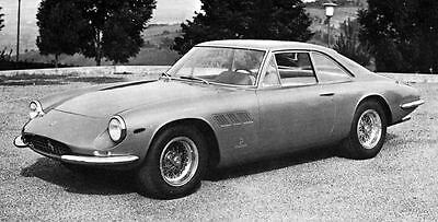 1966 Ferrari 500 Superfast Factory Photo J4668