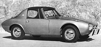 1966 Toyota Sports 800 Factory Photo J5002