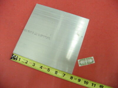 "10 Pieces 3/4"" X 8"" X 8"" 6061 ALUMINUM FLAT BAR T6511 Solid New Mill Stock Plate"
