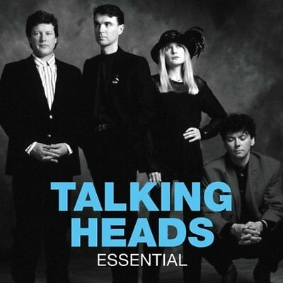 Talking Heads ( New Sealed Cd ) Essential / Greatest Hits / The Very Best Of