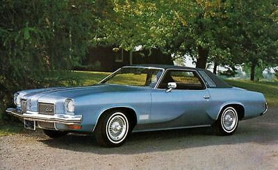 1973 Oldsmobile Cutlass Supreme Colonnade Coupe Photo J5339
