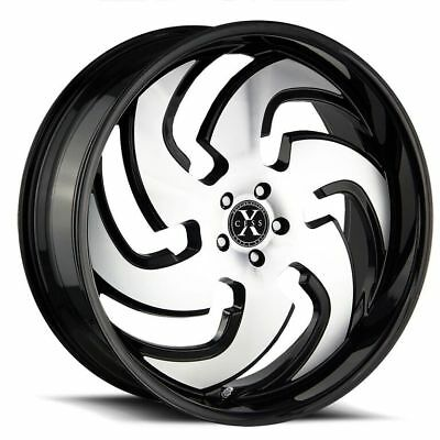 like new 24 inch wheels and tires for ford f 150 3 000 00 picclick 275 55R20 BFG 24 inch xcess x03 black machine wheels tires fit suberban escalade