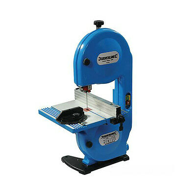 Band Saw 190mm 350W Table Size - 3 Year Guarantee Included