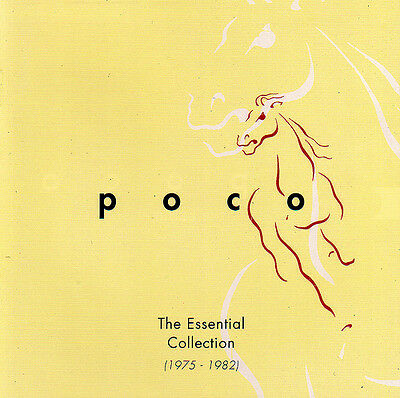 Poco ( New Cd ) The Essential Collection 1975 - 1982 Greatest Hits Very Best Of