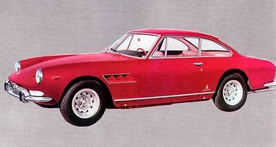 1967 Ferrari 330GT 2 + 2 Pininfarina Photo J5945
