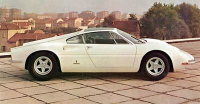1967 Ferrari 365P Berlinetta Speciale Pininfarina Photo J5947