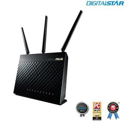 ASUS RT-AC68U 802.11ac up to 1900Mbps Dual Band USB Wireless WIFI Gigabit Router