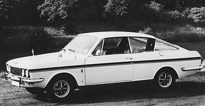 1970 Sunbeam Rapier H120 Factory Photo J6899