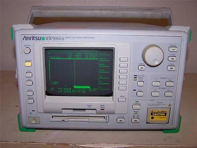 Anritsu Mw9060A Optical Time Domain Reflectometer