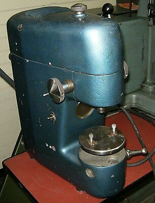 "S.n. Bridges & Co Precision High Speed Drill Press, Made In England, 5/32"" Chuck"