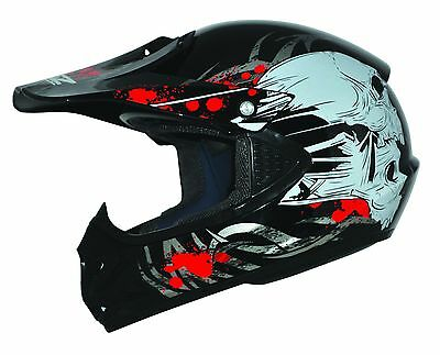 Kinderhelm Crosshelm Motorradhelm Quadhelm Kinder Cross Enduro Helm