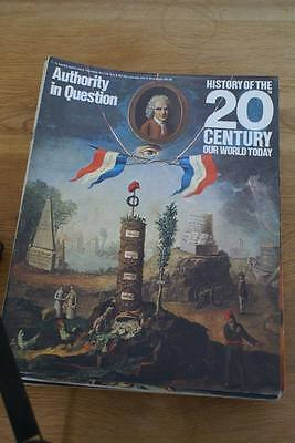 History Of The 20th Century No 116 Authority In Question