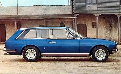 1972 Peugeot 504 Break Riviera Pininfarina Photo J7803