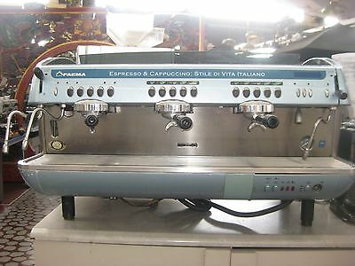 Faema 3 Group Espresso Machine