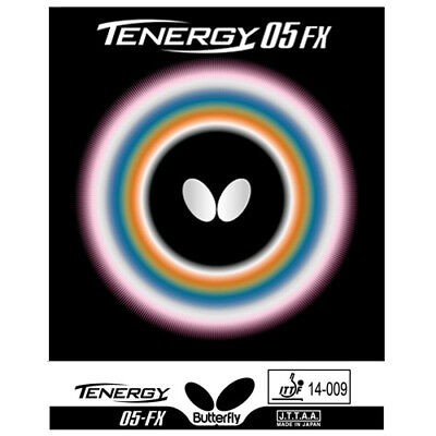 Butterfly Table Tennis Ping Pong Rubber Tenergy 80 2.1mm