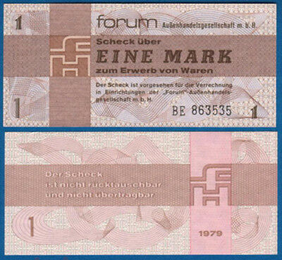 DDR 1 Mark Forum  KASSENFRISCH  Ro.368 / Pick FX2