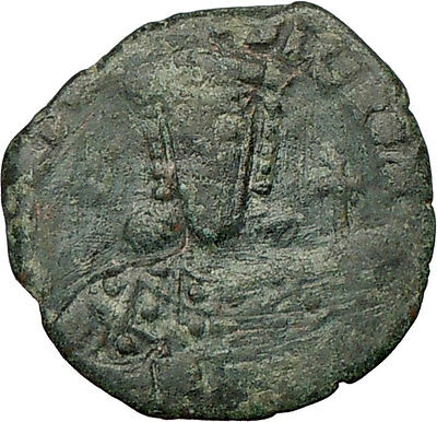 Constantine VII 913AD Ancient Authentic Genuine Byzantine Coin  i17697