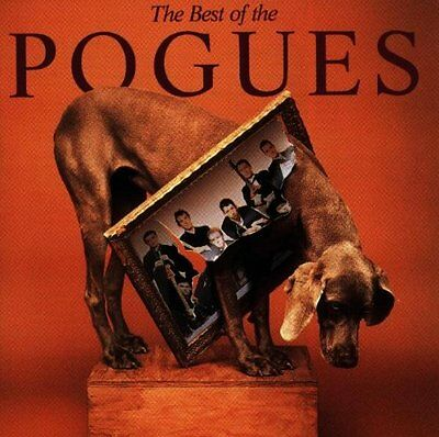 The Pogues ( New Sealed Cd ) The Very Best Of / Greatest Hits ( Shane Macgowan )