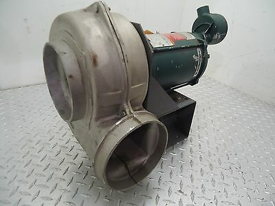 Reliance C56H5005S-Gg Motor/ Blower Hp 1/4, Rpm 1725, Volts 115/230