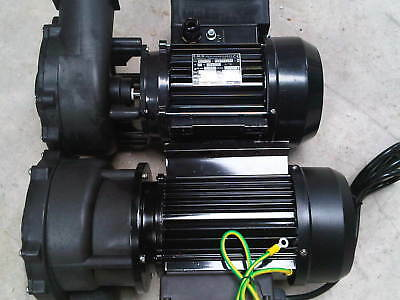 WHIRLPOOL LX WP300-I Single speed PUMP hot tub spa spas 3HP Waterway replacement