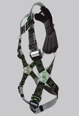 Miller Revolution Welder's Harness with DualTech Webbing and Tongue Buckle Legs