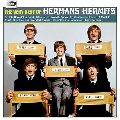 Hermans Hermits (New Sealed 2 Cd Set) Very Best Of Greatest Hits / Collection