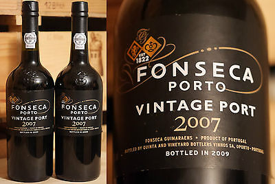 2007er Vintage Port - Fonseca - Top !!!!!