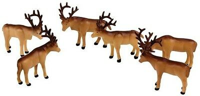 O Scale The Polar Express Caribou Animal Pack - Lionel #6-24251