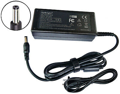 19V AC DC Adapter Charger Power Supply Cord For HP 2511x 25 inch LED LCD Monitor