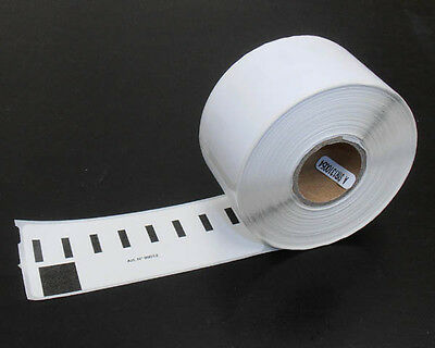 6 ROLLS SD99012 DYMO COMPATIBLE LARGE ADDRESS LABELS 89x36mm 99012 SEIKO LABEL