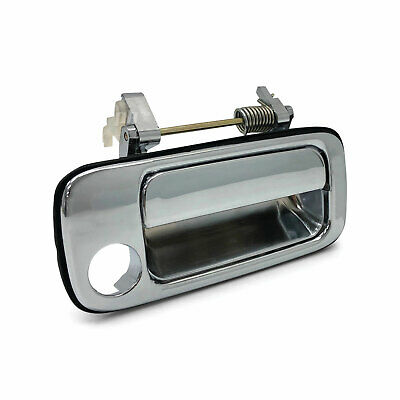 Door Handle RIGHT Front Outer Chrome Fits Toyota Landcruiser 80 Series