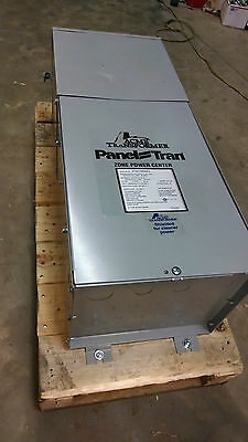 New Acme PanelTran 25 KVA 1 P Transformer 480-240/120 Cat PT061150025LS 21 Space