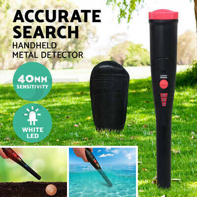 Portable Handheld Pinpointer Metal Detector Automatic Waterproof Treasure Hunter