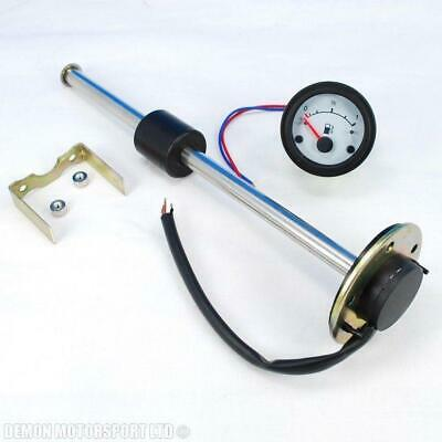 52mm Fuel Gauge And/Or Fuel Sender Kit For Fuel or Water Tank (Car / Boat)