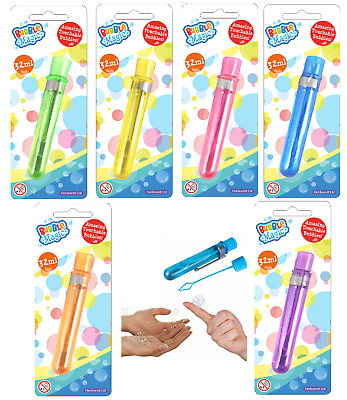1 x Large Tube Of Magic Touchable Catchable Bubbles - Party Loot Bag Filler Toys