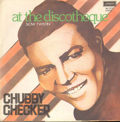 Checker Chubby - Discotheque/Slow twistin'