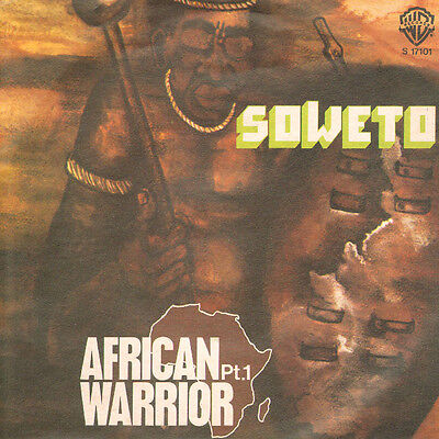 Soweto - African warrior/II