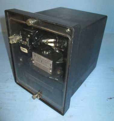 General Electric 12IFC51A2A Inverse Time Overcurrent Relay IFC GE 60 Hz 12IFC51