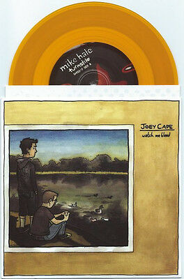 "Joey Cape/Mike Hale ""split"" 7"" OOP Lagwagon Gunmoll Ataris Hot Water Music"