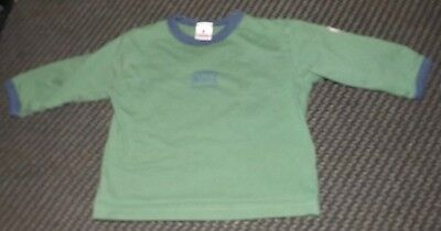 """Next"" Baby Boy's Green Top 9-12 Months"