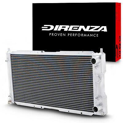 Aluminium Alloy 40Mm Race Sport Radiator Rad For Fiat Punto 1.4 Gt Turbo 94-99